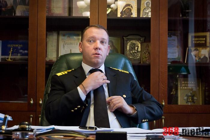 Расследование ГПУ: Крук до сих пор не отстранен от руководства Ильичевским портом