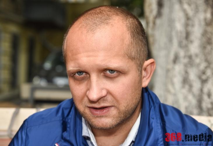 «Важно, чтобы одесские чиновники не возили деньги в Киев» — нардеп Максим Поляков