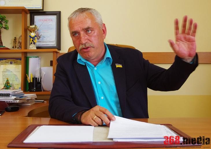 МэрЧерноморска Гуляев обнаружил всвоем кабинете «прослушку»