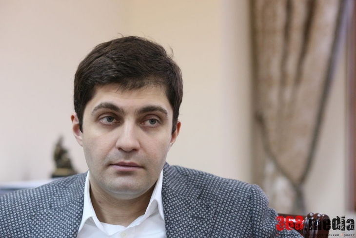 Быстрый взлет: одесский прокурор стал заместителем Сакварелидзе
