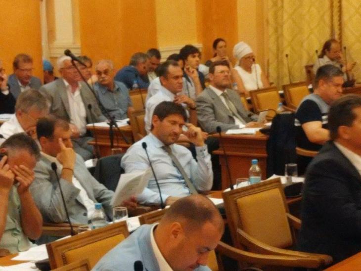 Депутат Одесского горсовета Матвеев, подозреваемый в коррупции, до сих пор не задержан (обновлено)