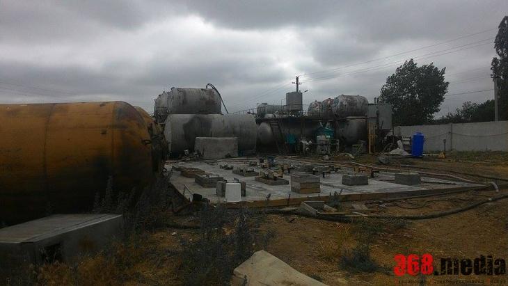 В Одесской области депутат Партии Регионов банкротил винзавод, производя нелегальную продукцию