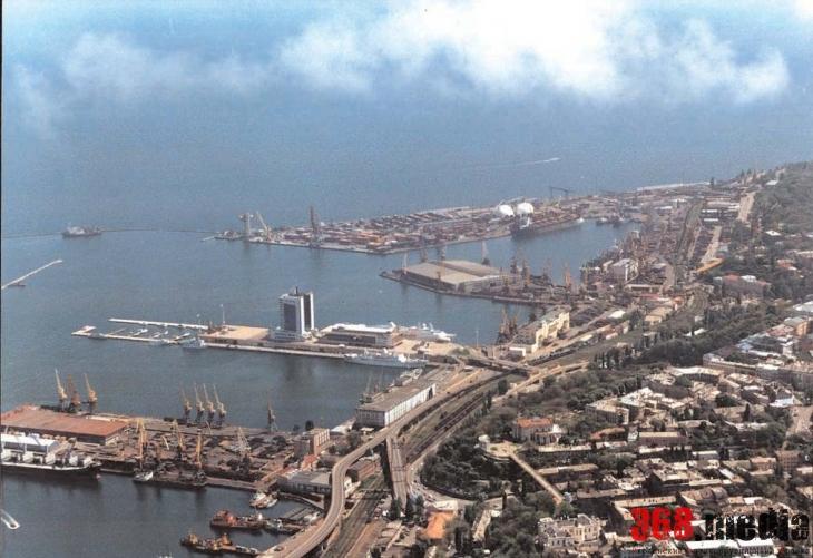 Одесский порт отдает почти 4,9 млн гривен фирме из окружения мэра Одессы