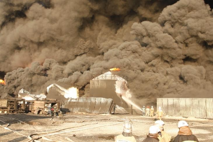 Судья Верховного суда пожаловалась на угрозы из-за дела о пожаре на базе «БРСМ-Нафта»