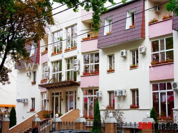 Отель. Фото: oteli.net.ua
