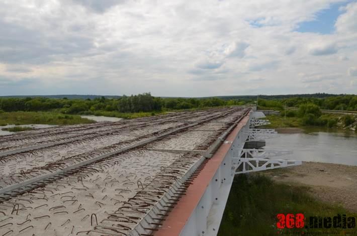 Ивано-Франковские автодорожники пытались украсть миллион гривен на ремонте моста
