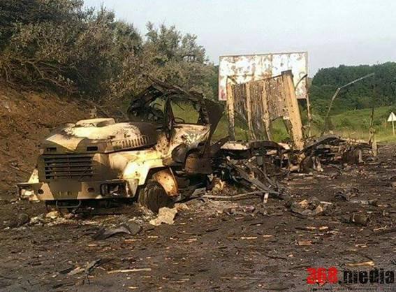 В Полтаве из-за служебной халатности взорвался грузовик с минами
