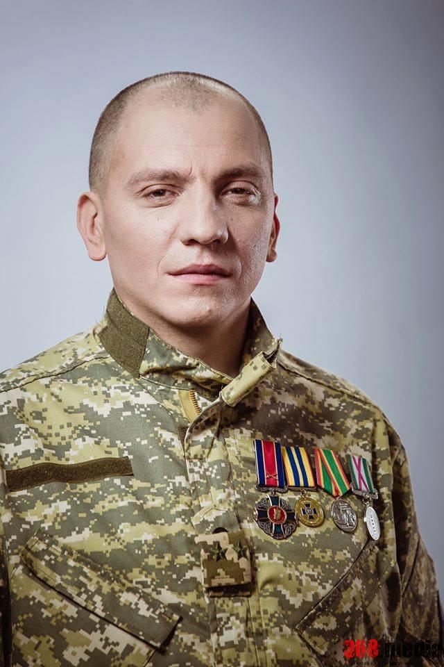 Антон Шаповал