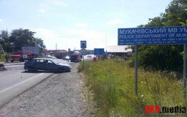 Инцидент в Мукачево может привести к ликвидации «Правого сектора»