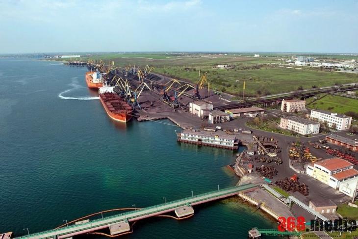 Перед концессией: губернатор лишил порт Южный земли в пользу фиктивной компании