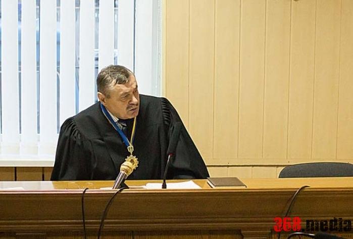 Судья, разгневавший Саакашвили, владеет иномаркой стоимостью в две свои годовые зарплаты