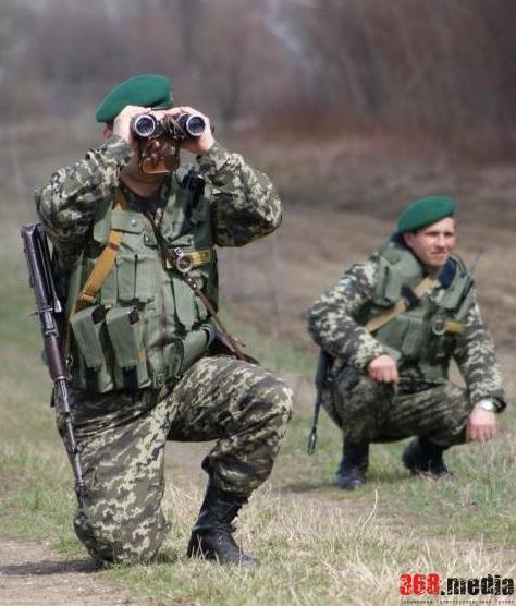 В Закарпатской области пограничники шантажировали коллег