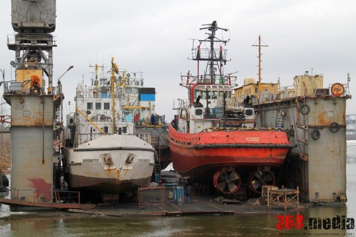 Ильичевский порт, растратив миллионы гривен на несуществующий буксир, хочет купить новое судно