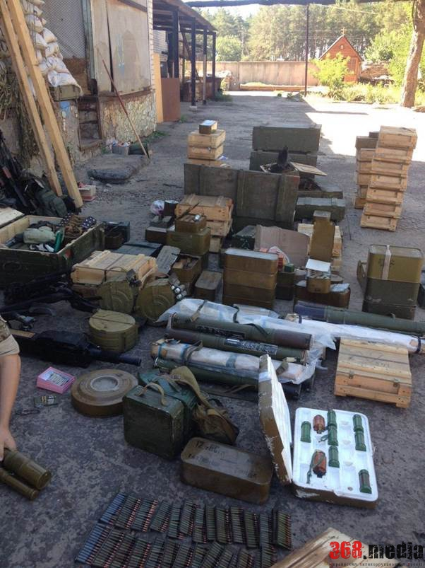 Иранцы незаконно закупали оружие через Украину