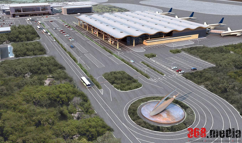 Задержка реконструкции взлетной полосы аэропорта «Одесса» обошлась украинцам в 1 млрд гривен