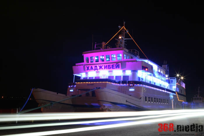 Одесский порт за небольшую плату отдал теплоход в аренду коррупционеру