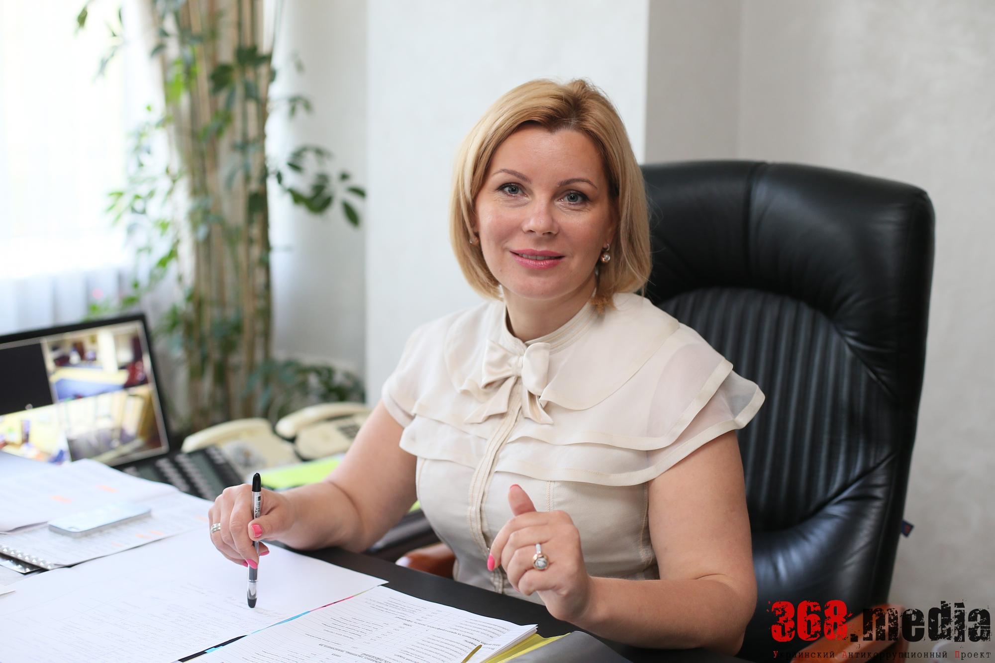 Глава налоговой службы Киева, избежавшая люстрации, работала помощником нардепа от «БПП»