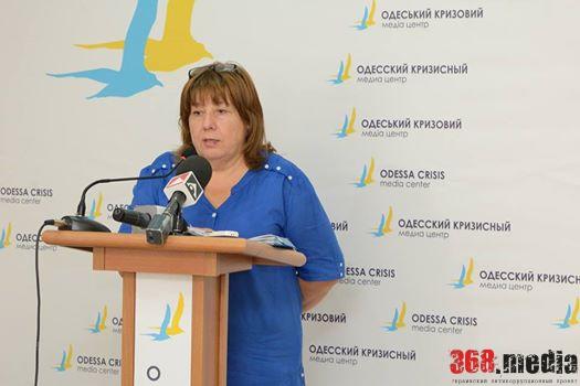 Глава курорта под Одессой, выступившая против Саакашвили, вновь стала председателем сельсовета