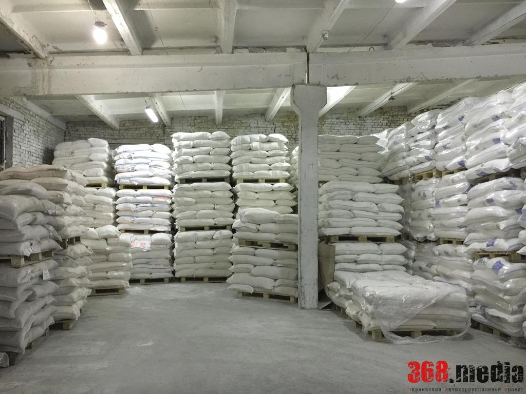 Милиция разоблачила «сахарную» аферу в Аграрном фонде Украины