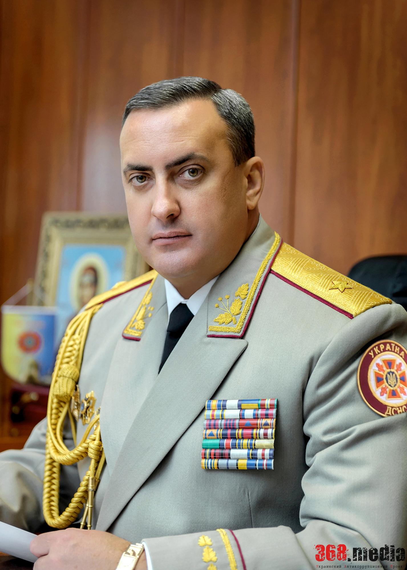 Экс-начальника ГСЧС в Одесской области Федорчака отправили под домашний арест