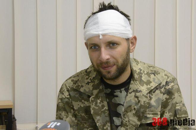Парасюк не видит в своем нападении на сотрудника СБУ ничего постыдного