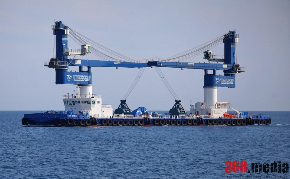 В Украине планируют создать «облачный» порт