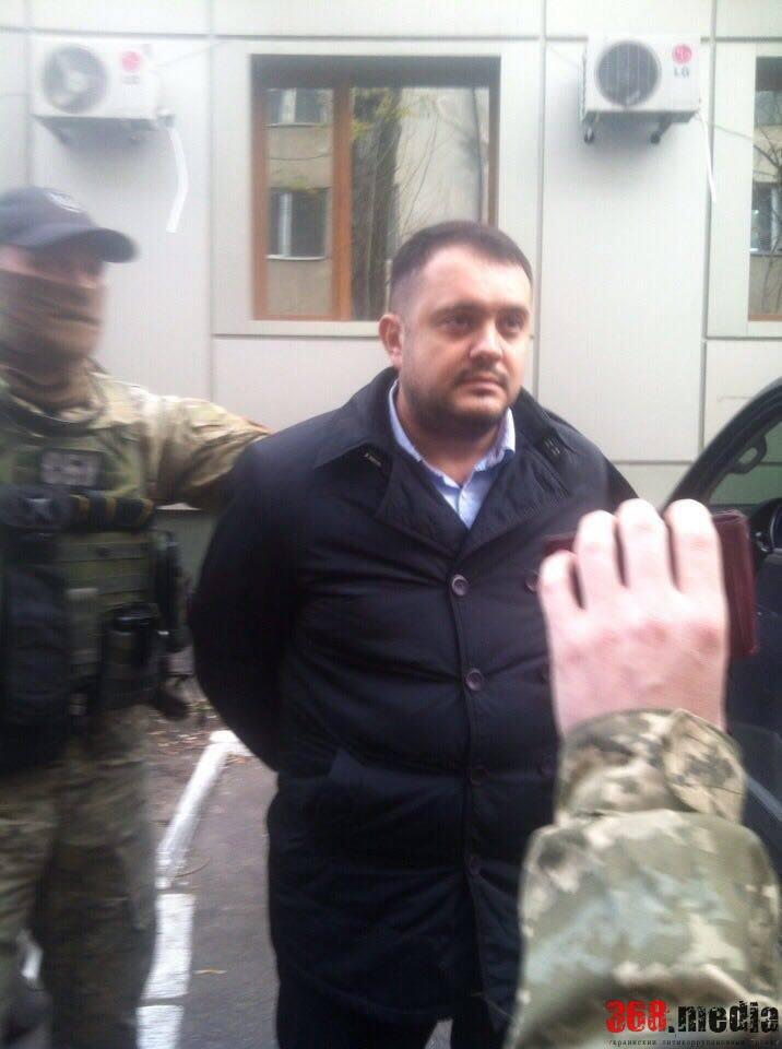 Гендиректор «Югвоенстроя» ищет два миллиона гривен, чтобы выйти на свободу