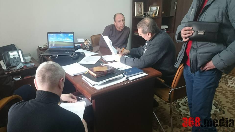 Руководство информационном обеспечением «Укрзализныци» доверили фигуранту коррупционного скандала с Саакашвили