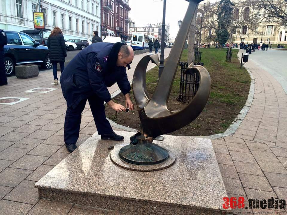 Туристический символ Одессы нельзя восстановить: его снесли иностранцы
