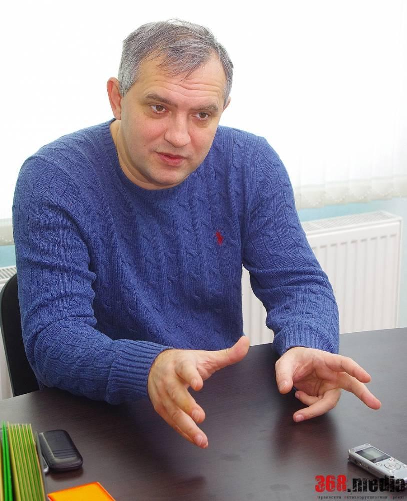 Куратор одесского Евромайдана рассказал о методах Саакашвили, мэре-«ватнике» и 300 бандеровцах
