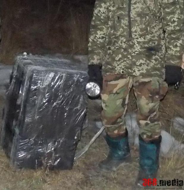 Мобилизованный пограничник занимался контрабандой сигарет в Румынию