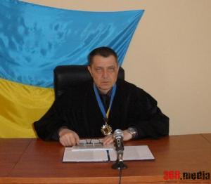 Ровенский судья-коррупционер живет «на одну зарплату»