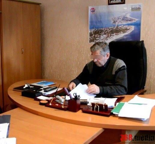 Мэру одесского курорта назначили залог в пять миллионов гривен