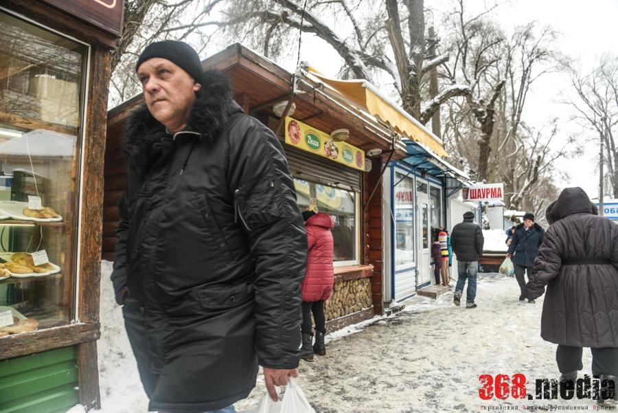 В Одессе снесут часть рынка-«убийцы» и цветочные павильоны