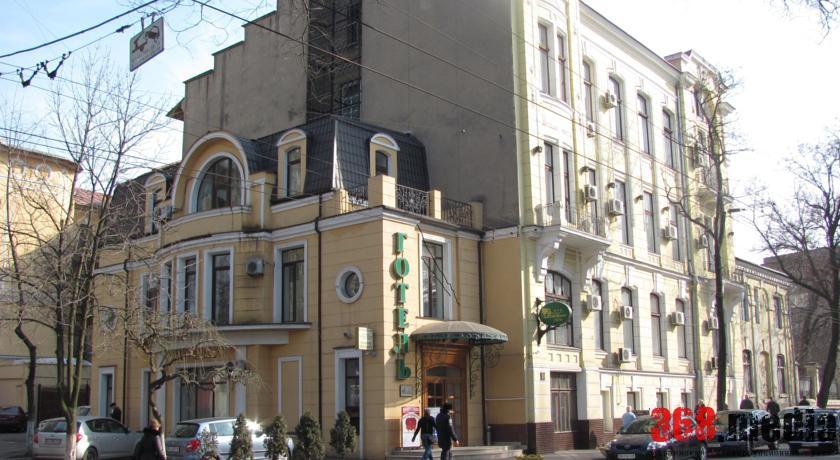 Зятя Джарты обязали вернуть облсовету отель в центре Одессы
