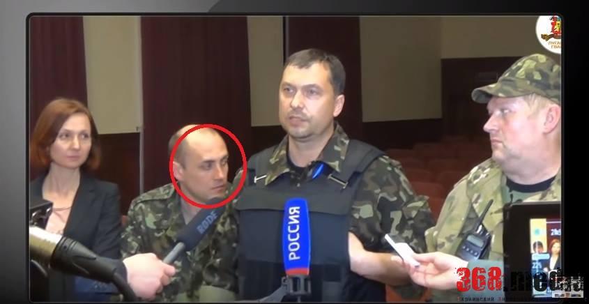 Соратник Болотова, участвовавший в захвате здания СБУ, обедает в киевских ресторанах (видео)