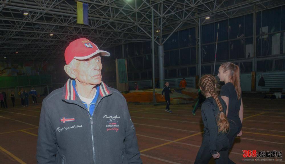 «Из-за моей ошибки вырос один олимпийский чемпион» – одесский тренер Владимир Кацман