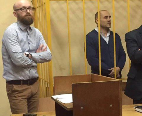 Соратник Болотова проведет за решеткой полтора месяца