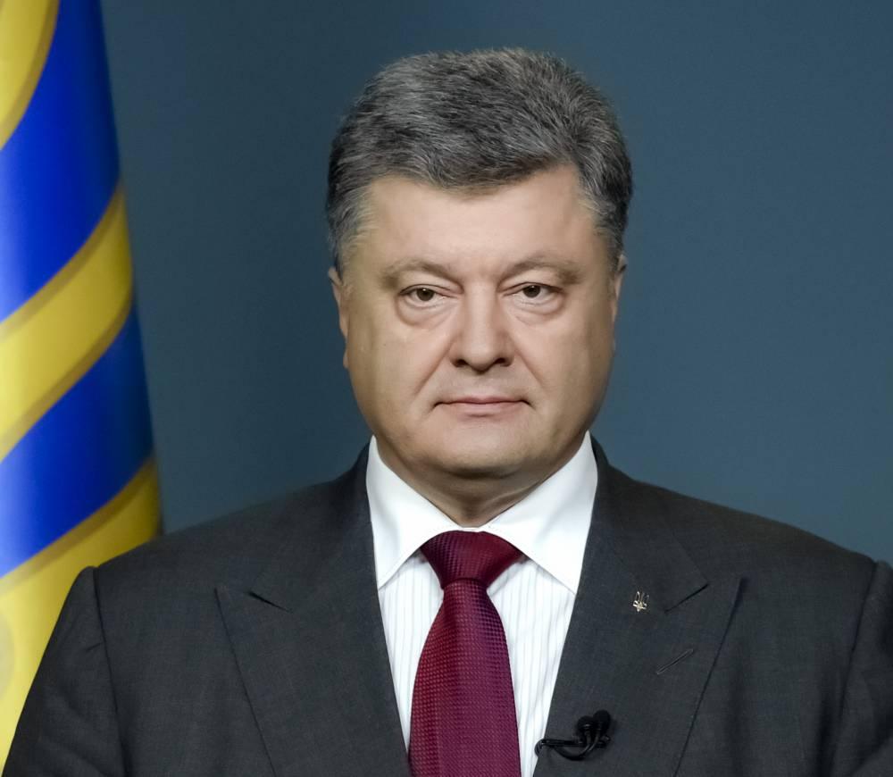 Рябошапке направили на подпись подозрение Порошенко