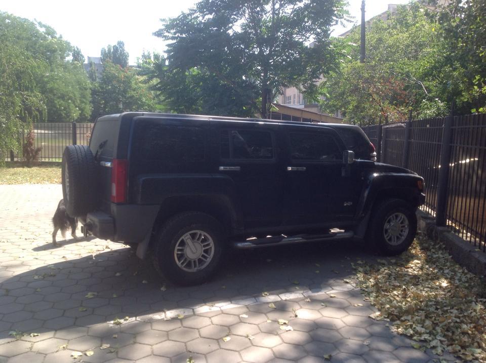 Экс-прокурор, отобравший Hummer у бизнесмена, уже на свободе