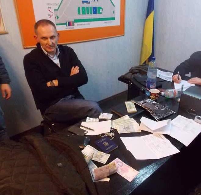 Экс-глава винницкой полиции пытался сбежать в Москву через Минск: его подозревают в измене