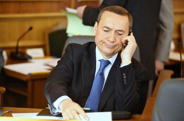 Суд Швейцарии приговорил экс-нардепа Мартыненко к заключению за отмывание денег