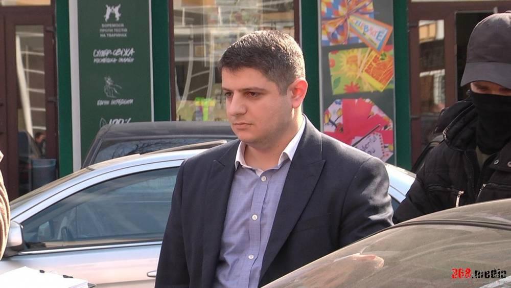 Протеже Сакварелидзе, попавшийся на взятке, снова работает в одесской прокуратуре
