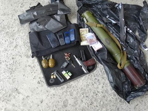 Два жителя Одесской области незаконно торговали оружием