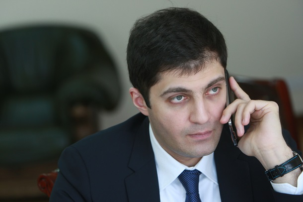 Сакварелидзе признался в нарушении «коррупционной прокурорской этики»