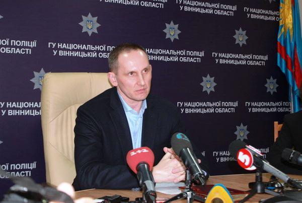 Экс-главу полиции Винницкой области, участвовавшего в параде в Крыму, восстановили в должности