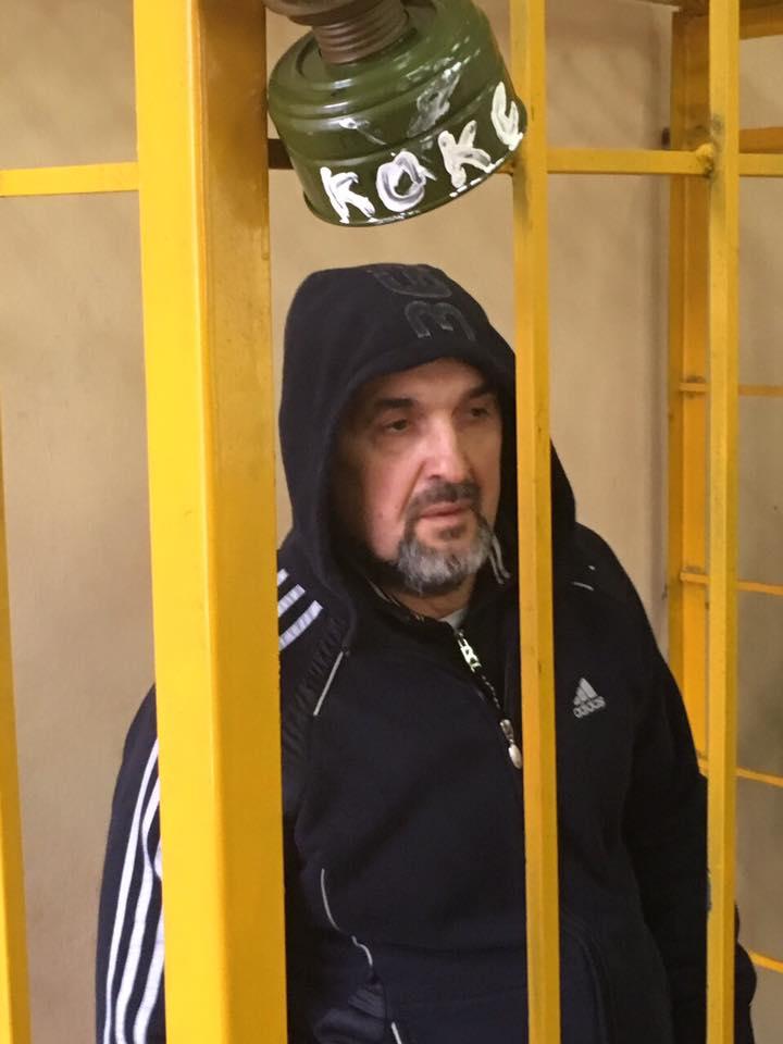 Криминальный авторитет «Вольдемар», предлагавший Киве 400 тысяч гривен, уже на свободе