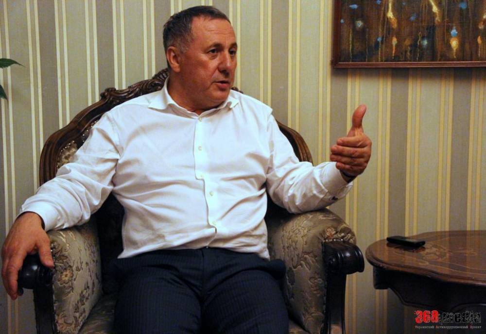 Прокурор Одесской области Стоянов рассказал о своей люстрации, бизнесе и «кумовстве» с Марковым