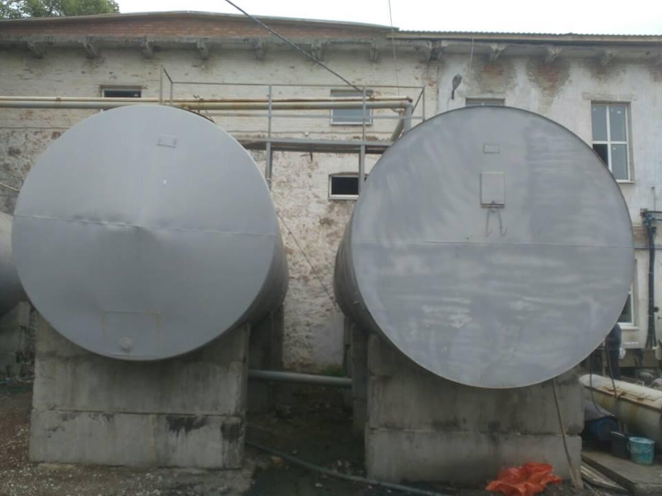На старом винницком дрожжевом заводе наладили подпольное производство спирта
