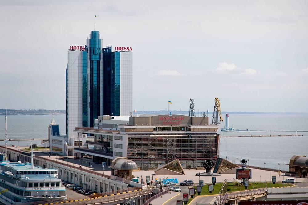 Одесский морской вокзал передадут в концессию